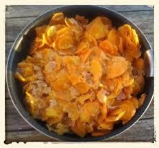 cuisiner des carottes recette sur pixorepas carottes et dés de jambon au boursin