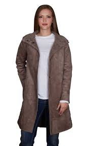 mirabella fashion velvet by graham and spencer mirabella reversible lux sherpa coat