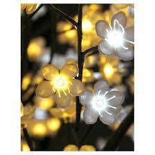 lightshare 8 600l led pear blossom flower tree 70l led solar