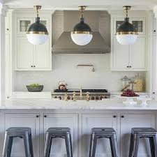kitchen islands with columns oval kitchen island transitional kitchen litchfield designs