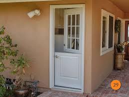32x80 Exterior Door by Dutch Door With Glass Images Glass Door Interior Doors U0026 Patio