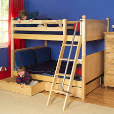 Natural Boys Bunk Bed By Maxtrix Kids - Maxtrix bunk bed