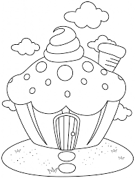 jewish coloring book cartoon coloring book candy and desserts clairev toon vectors