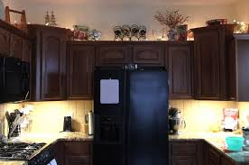 Light Kitchen Cabinets Adding A Lighting To Your Kitchen