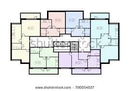 Apartment Building Floor Plans by Free Floor Plan Vector Download Free Vector Art Stock Graphics