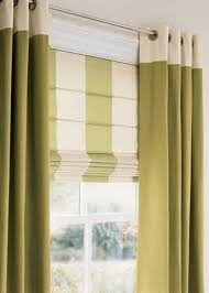 Grommet Burlap Curtains I Like The Layered Look Of These Grommet Curtains Drapes Home