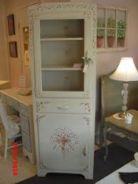 antique kitchen pantry cabinet conexaowebmix com
