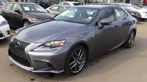 lexus hatchback 2015 new grey on rioja red 2015 lexus is 350 4dr sdn awd f sport series