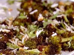 barefoot contessa roasted broccoli parmesan roasted broccoli recipe broccoli parmesan and ina garten