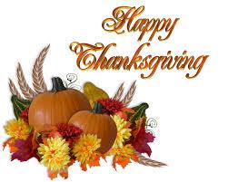 happy thanksgiving union general