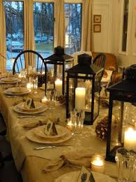 christmas napkin rings table linens the tables linens were layers of muted golds and the napkin rings