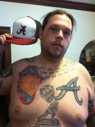 tattoo shops near me in alabama husky alabama fan gets multiple crimson tide tattoos photo bso