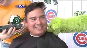 eugene emeralds gm shaves head for pediatric cancer research youtube