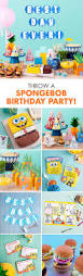 plan a spongebob squarepants party spongebob birthday party