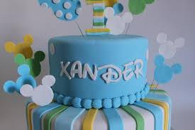 baby mickey first birthday cake lil u0027 miss cakes