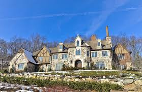 english tudor mansion in montville nj homes of the rich