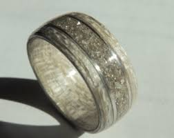 non metal wedding bands padauk and walnut burl bentwood ring guitar string inlaynon