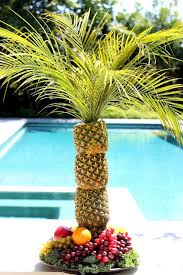 best 25 pineapple tree centerpieces ideas on tropical