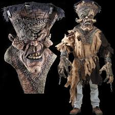 Monster Halloween Costumes Huge Extreme Freaknmonster Frankenstein Monster Halloween