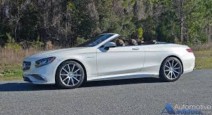 mercedes amg convertible 2017 mercedes amg s65 cabriolet review test drive