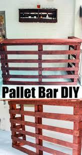 Pallet Patio Furniture Plans - best 25 pallet bar plans ideas on pinterest bar plans diy bar