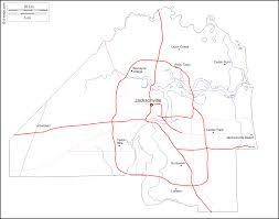 Blank Florida Map by Duval County Free Map Free Blank Map Free Outline Map Free