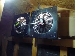 Ideas Garage Exhaust Fan