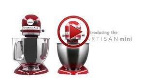 Kitchen Aid Standing Mixer by New Kitchenaid Stand Mixer Small Yet Mighty