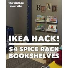 Wall Mount Spice Rack Ikea Best 25 Spice Rack Bookshelves Ideas On Pinterest Ikea Spice
