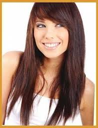 hairstyles for women over 30 with round face photo gallery of long hairstyles for chubby faces viewing 6 of 15