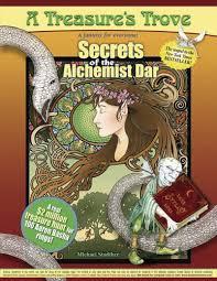 Armchair Treasure Hunt Books Secrets Of The Alchemist Dar By Michael Stadther