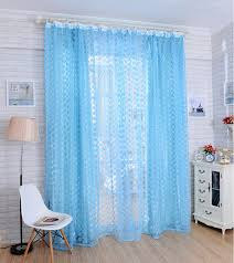 Sheer Blue Curtains Beautiful Blue Sheer Curtains Med Art Home Design Posters