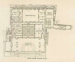 the floor plan of a new building is shown the bond room floor plan of the new york stock exchange new york
