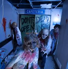 halloween horror nights directions universal orlando u0027s walking dead halloween maze brings show to
