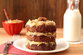 german chocolate cake ice cream