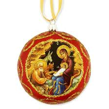 locket ornament orthodox christmas ornaments click to view selection st joseph