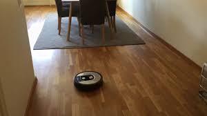 Irobot Laminate Floors Irobot Roomba 966 Timelapse Youtube