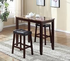 breakfast bars furniture amazon com