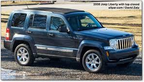 used jeep liberty 2008 jeep liberty car reviews