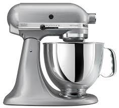 all black kitchenaid mixer kitchenaid silver metallic 5 quart artisan series stand mixer