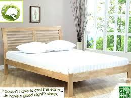 king size bed frame canada king size platform bed frames king size