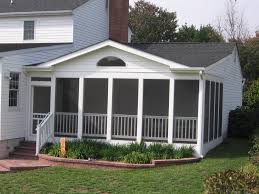 stunning american craftsman design with additional cubic screened