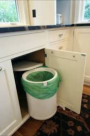 kitchen plastic kitchen trash can kitchen garbage cans