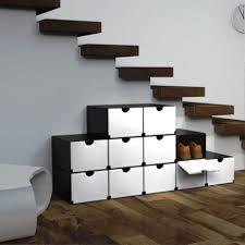 furniture cool diy shoe rack with wooden stairs diy shoe rack
