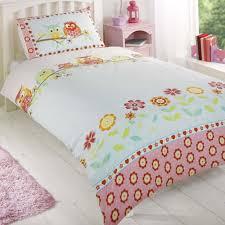 girls single duvet cover u0026 pillowcase bedding sets new ebay