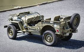 wwii jeep in action does vehicle size really matter in mobility solutions or is it