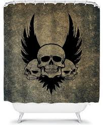 Skull And Crossbones Shower Curtain 11 Best Day Of The Dead Duvet Cover Images On Pinterest Sugar