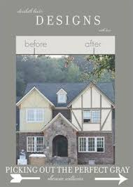 tudor exterior paint colors this tudor style color of exterior