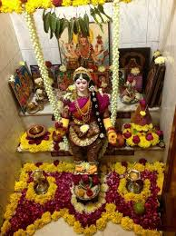 Diwali Decorations In Home 81 Best Pooja Decor Images On Pinterest Ganesha Diwali And Puja