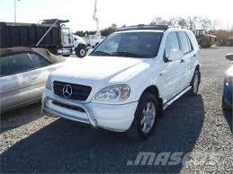 2000 mercedes ml430 purchase mercedes ml430 suv cars bid buy on auction